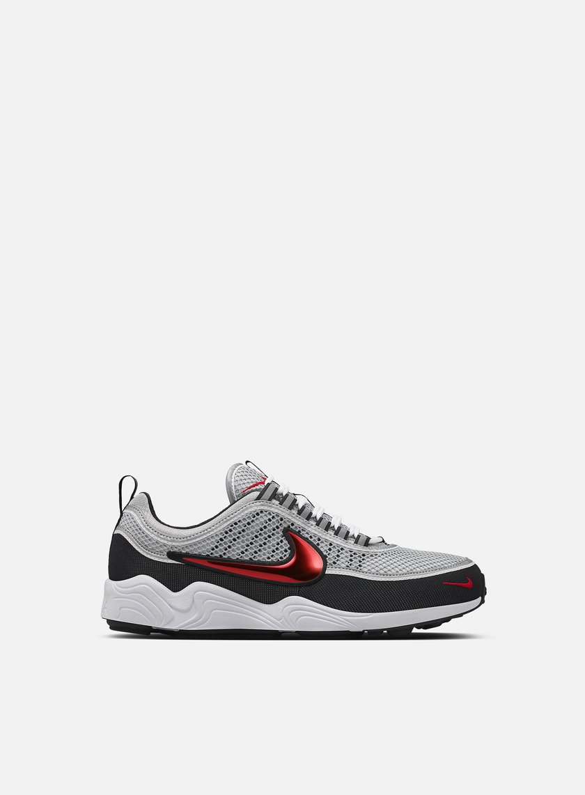 Nike - Air Zoom Spiridon, Black/Sport Red