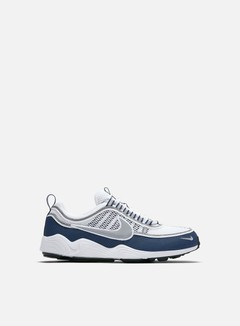 Nike - Air Zoom Spiridon, White/Silver/Light Midnight 1