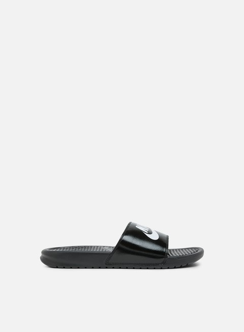 sneakers nike benassi jdi black pure platinum black
