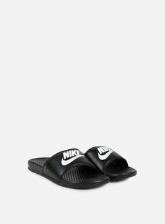 Nike - Benassi JDI, Black/White 2