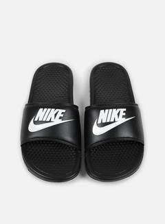 Nike - Benassi JDI, Black/White 3