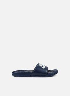 Nike - Benassi JDI, Midnight Navy/Windchill 1