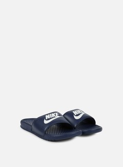 Nike - Benassi JDI, Midnight Navy/Windchill 2