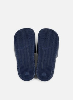 Nike - Benassi JDI, Midnight Navy/Windchill 4