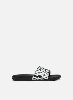 Nike - Benassi JDI Print, Black/White