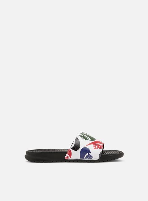 Slides Nike Benassi JDI Print