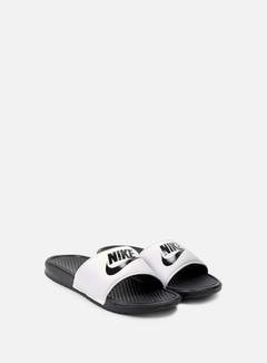 Nike - Benassi JDI, White/Black/Black 2