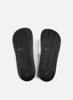 Nike - Benassi JDI, White/Black/Black 4