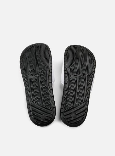 Benassi JDI, White/Black/Black - Sneakers