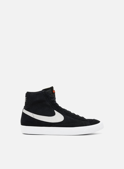 Outlet e Saldi Sneakers Alte Nike Blazer Mid 77 Suede