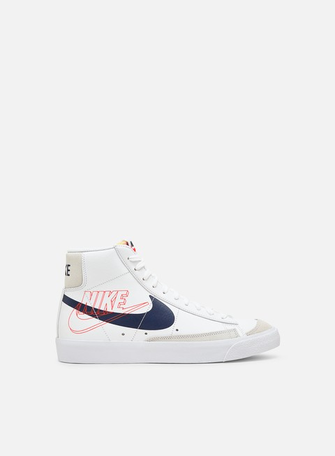 High Sneakers Nike Blazer Mid 77