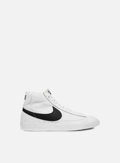 Nike - Blazer Mid Retro, White/Black/White 1