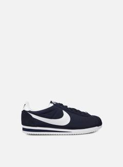 Nike - Classic Cortez Nylon, Obsidian/White