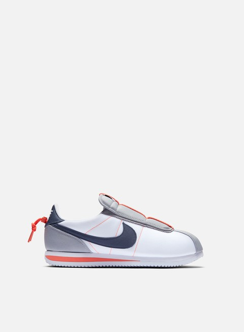 sneakers nike cortez kenny iv white thunder blue wolf grey