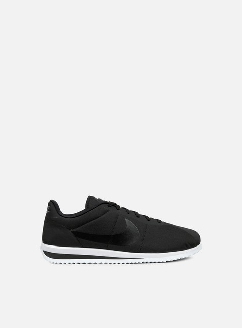 sneakers nike cortez ultra black black white