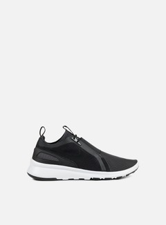 Nike - Current Slip-On, Black/Black/Anthracite