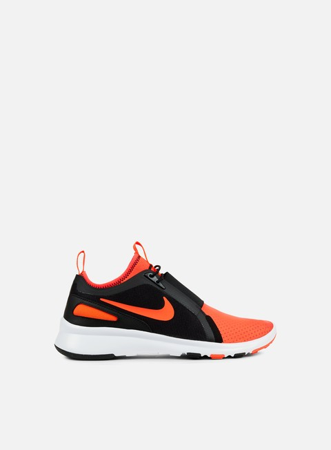 sneakers nike current slip on bright crimoson bright crimoson