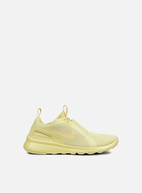 sneakers nike current slip on lemon chiffon lemon chiffon
