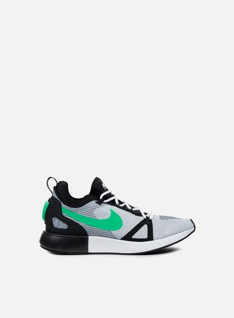 sneakers nike dual racer white menta black
