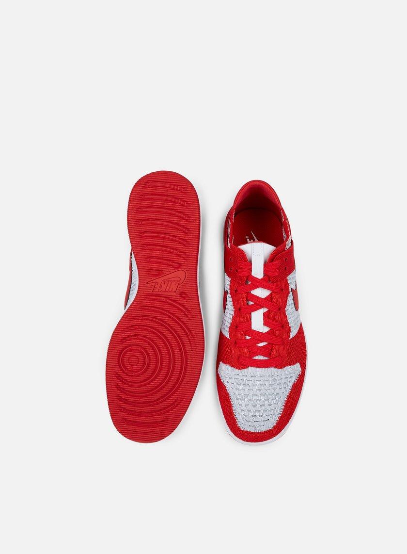 NIKE Dunk Flyknit € 65 Low Sneakers  240d9efea