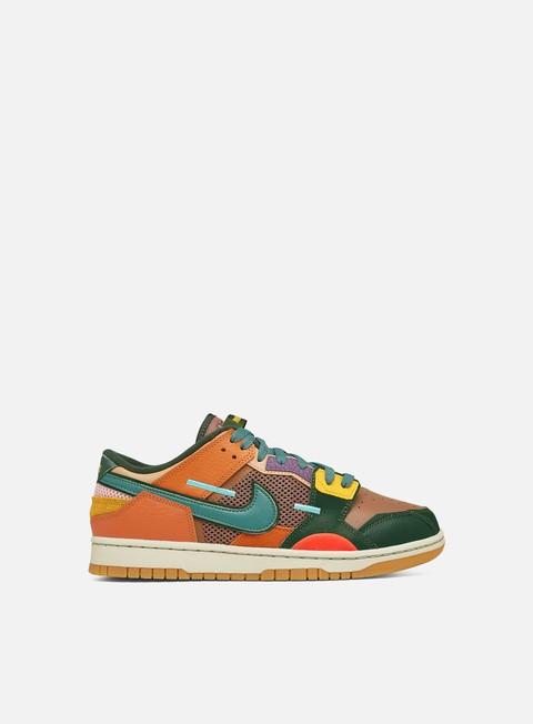 Low sneakers Nike Dunk Low Scrap