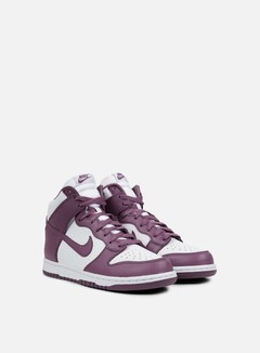 Nike - Dunk Retro, Violet Dust/Violet Dust/White 2