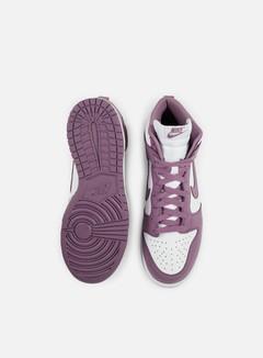 Nike - Dunk Retro, Violet Dust/Violet Dust/White 4