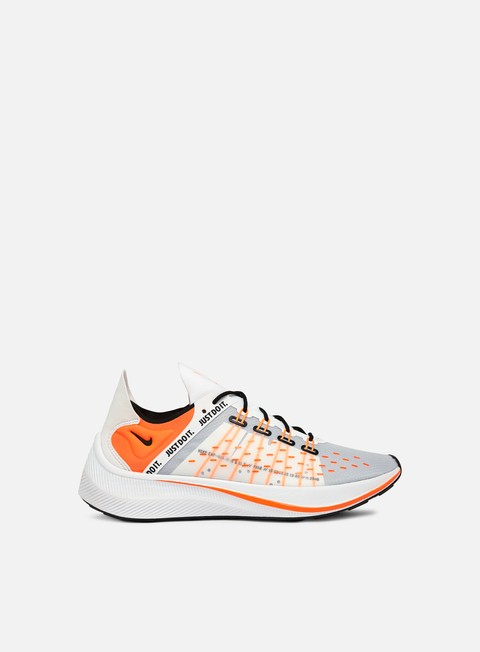 sneakers nike exp x14 se white total orange black