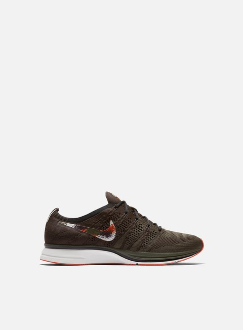 sneakers nike flyknit trainer velvet brown neutral olive