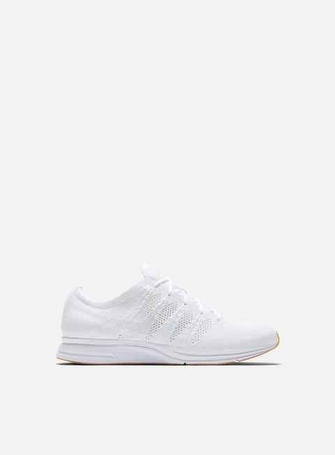 sneakers nike flyknit trainer white white white
