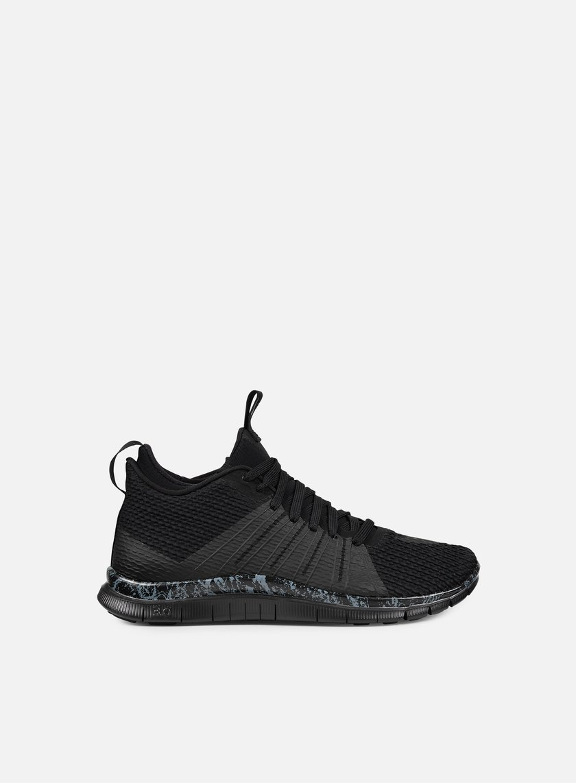 Nike - Free Hypervenom 2, Black/Black/Cool Grey