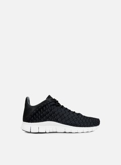 Nike - Free Inneva Woven, Black/Anthracite/Summit White