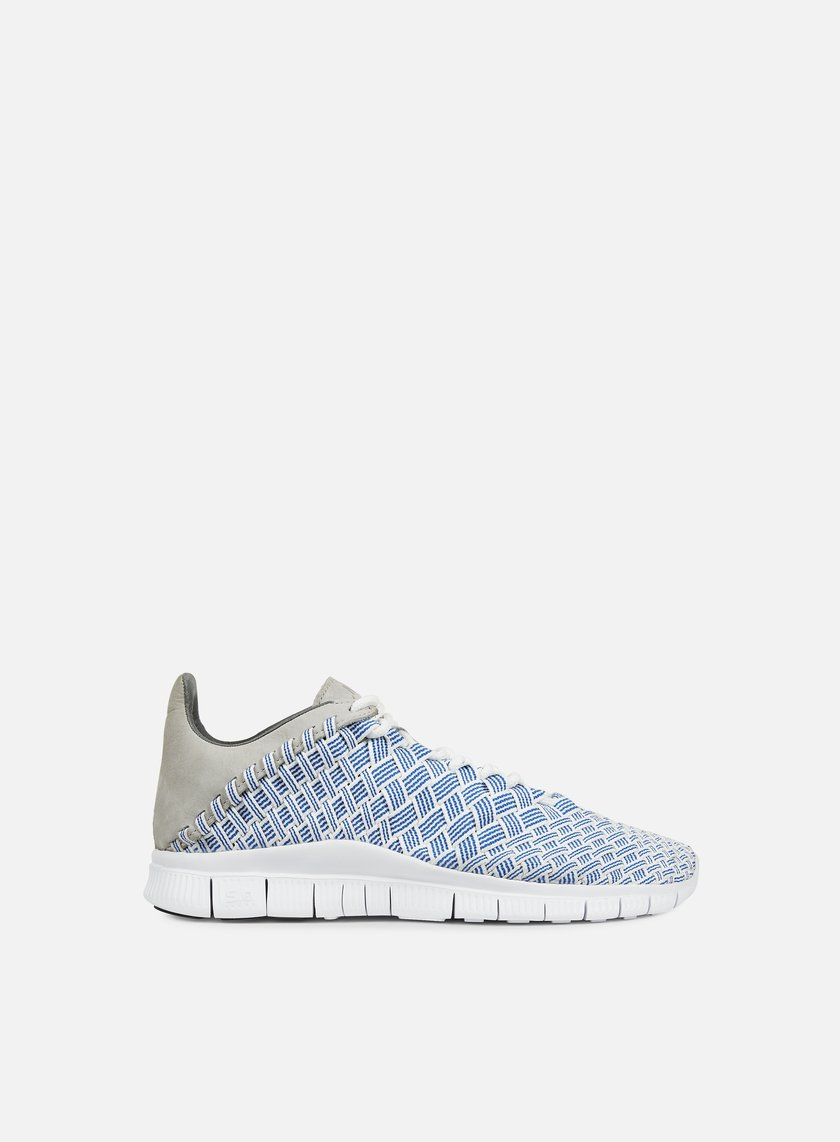Nike - Free Inneva Woven, Fountain Blue/Granite/Summit White