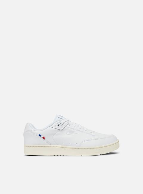 sneakers nike grandstand ii pinnacle white white sail hyper cobalt