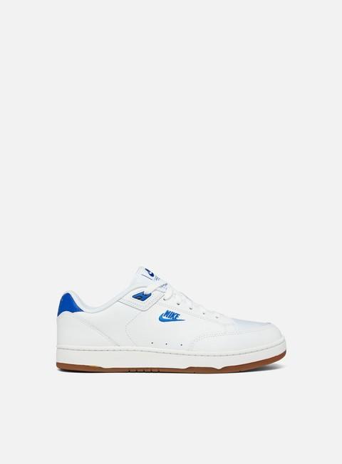 sneakers nike grandstand ii premium white hyper royal