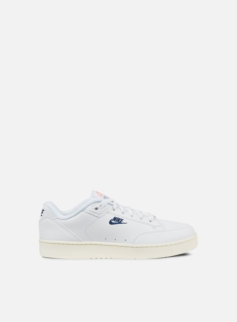 sneakers nike grandstand ii white navy sail arctic punch