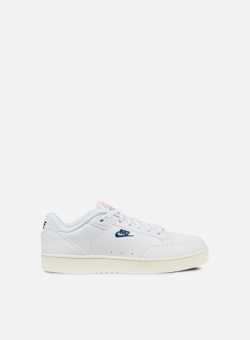 nike grandstand ii white navy sail arctic punch 85 00 aa2190 100 sneakers low graffitishop. Black Bedroom Furniture Sets. Home Design Ideas