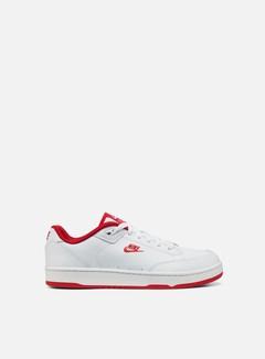 Nike - Grandstand II, White/University Red