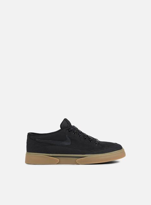 sneakers nike gts 16 txt black black gum