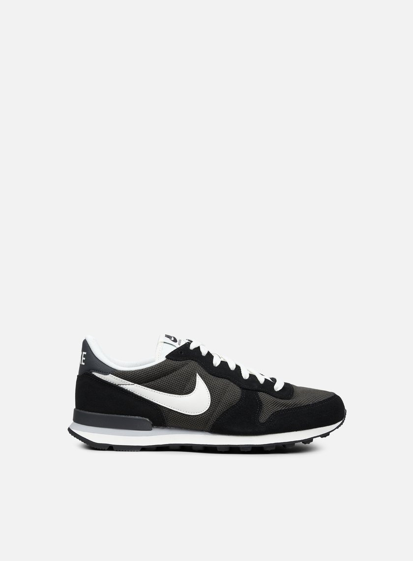 Nike - Internationalist, Deep Pewter/Black/Anthracite
