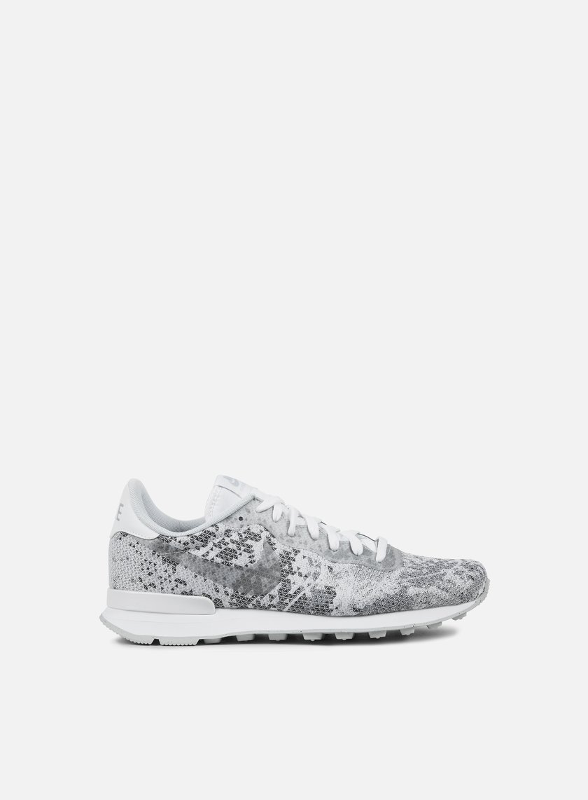 Nike - Internationalist JCRD QS, White/Metallic Platinum/Pure Platinum