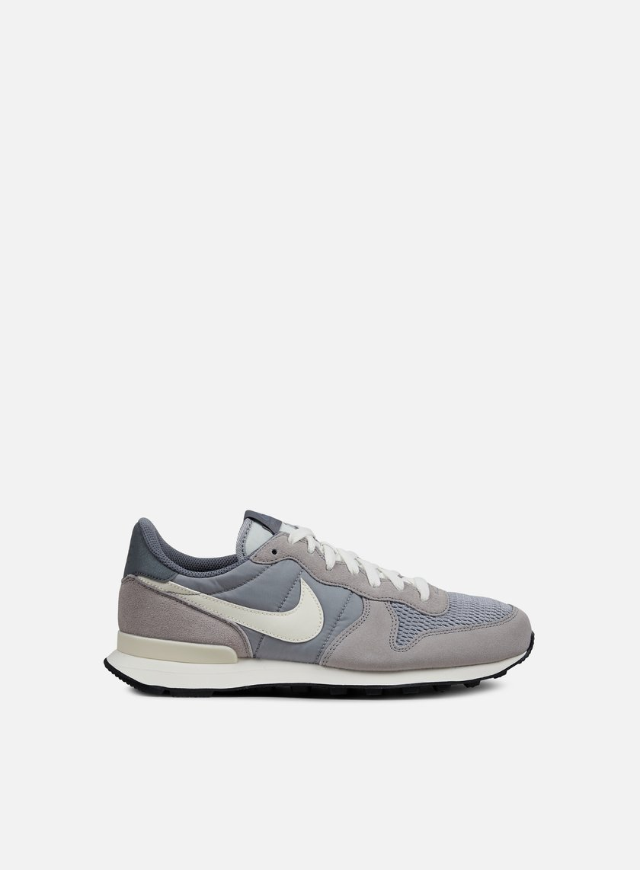 Nike - Internationalist, Wolf Grey/Sail