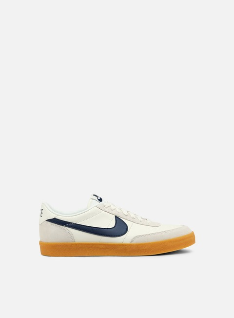 sneakers nike killshot 2 leather sail midnight navy gum yellow