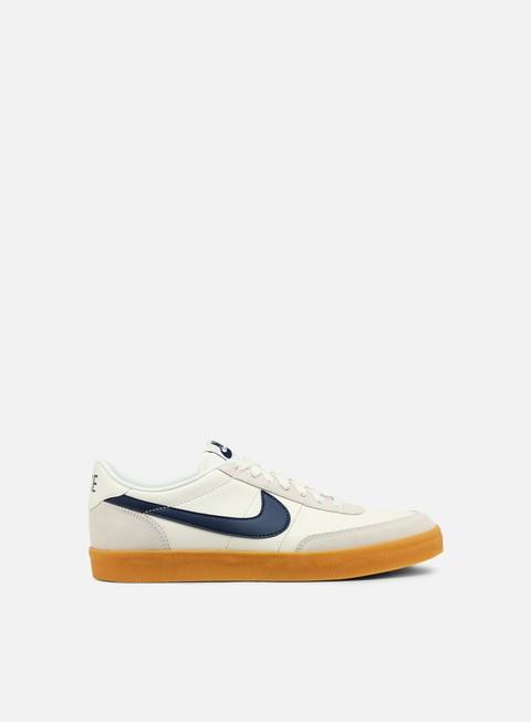 sneakers nike killshot 2 leather sail midnight navy gum yellow
