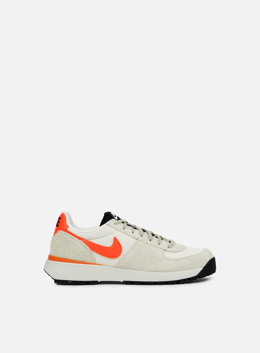 Nike - Lavadome Ultra, Stone Grey/Safety Orange/Sail