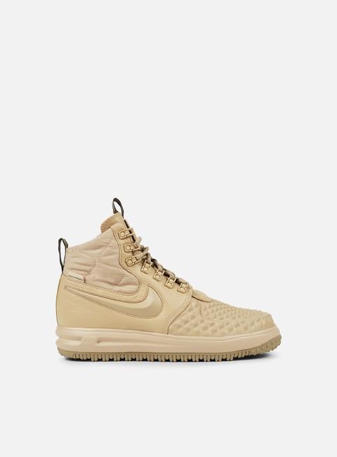 sneakers nike lunar force 1 duckboot 17 linen linen khaki
