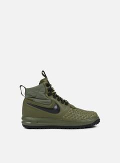 Nike - Lunar Force 1 Duckboot '17, Medium Olive/Black/Wolf Grey