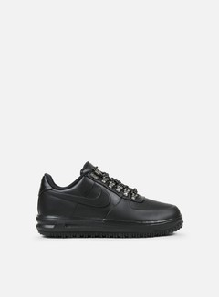 Nike - Lunar Force 1 Duckboot Low, Black/Black 1