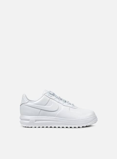 sneakers nike lunar force 1 duckboot low prm white white white