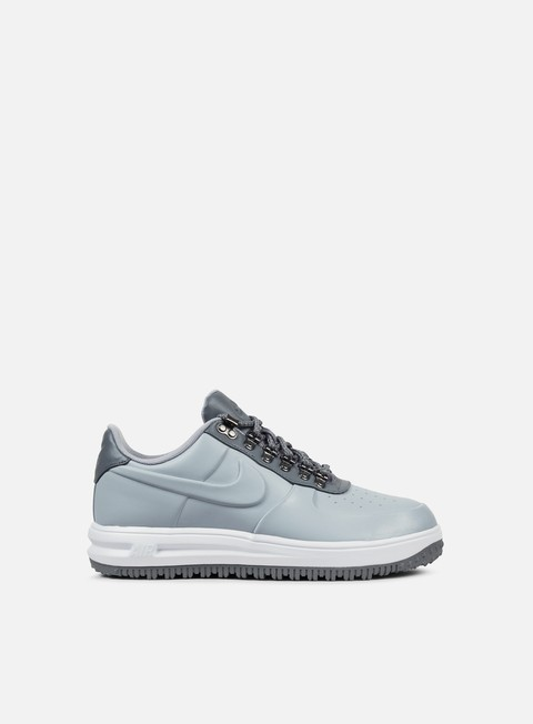 sneakers nike lunar force 1 duckboot low wolf grey wolf grey cool grey